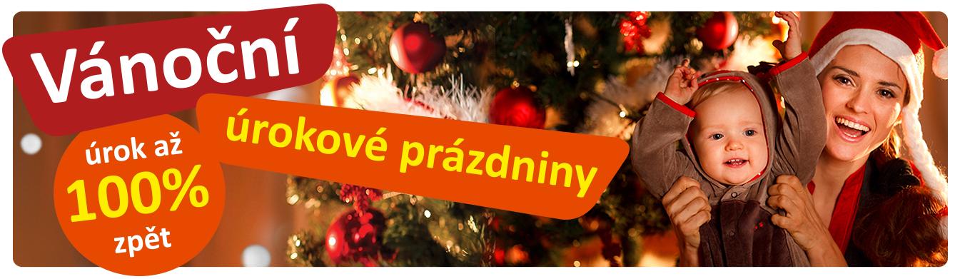 Vánoční úrokové prázdniny